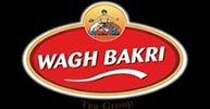 Wagh bakri Tea Launge - logo