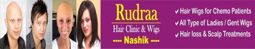 Rudraa Hair Wig - logo