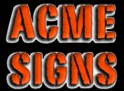 ACME Signs - logo