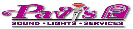 Pavis Sound Lights Services - logo