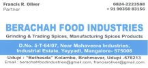 Berachah Food Industries - logo