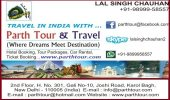 Parth Tour and Travel - logo