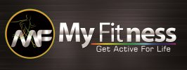 My Fitness - logo