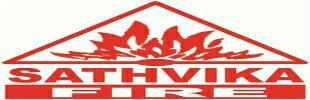 Sathvika Fire Services - logo