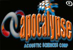 Apocalypse Acoustic Sciences Corp - logo