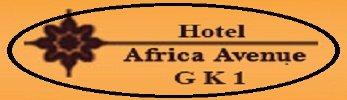 Hotel Africa Avenue |01149037777| - logo