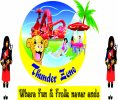 Thunder Zone Amusement & Water Park - logo