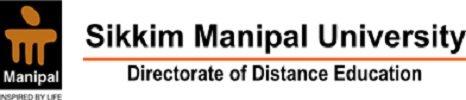 Sikkim Manipal University - logo