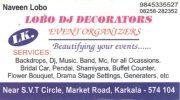 Lobo DJ Decorators - logo