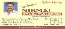 Godwins Nirmal Auto & Real Estate Consultants - logo