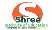 Shree Institute Of Education - logo