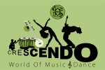 Crescendo World of Music & Dance - logo