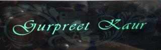 Gurpreet Kaur - logo