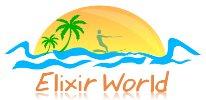 Elixir World - logo