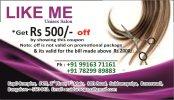 Like Me Unisex Salon Spa & Academy - logo