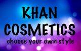 Khan Cosmetics - logo