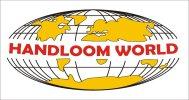 Handloom World - logo