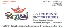 Royal Caterers - logo