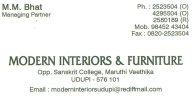Modern Interiors & Furniture - logo