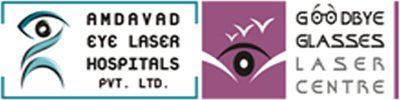 Amdavad Eye Laser Hospital - logo