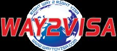 WAY 2 VISA CONSULTING INDIA PVT.LTD - logo