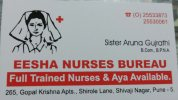 Eesha Nurses Beareu