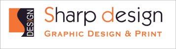 Sharp Design - logo