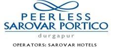 Peerless Sarovar Portico - logo