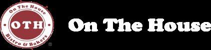 On The House - logo