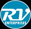 R V Enterprises - logo