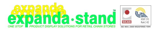 Expanda Stand Private Limited - Revolution On Displays - logo