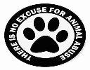✋🏼Stop animal cruelty🚫 - logo