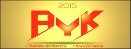 DJ AYK - logo