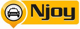 Njoy Cabs - logo