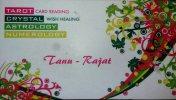 Tannu Jain Tarot Card Reader - logo