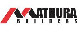 Mathura Builders - logo