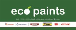 ECO Paints malappuram - logo
