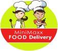 MiniMaxx Food Delivery Service - logo