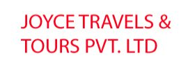 JOYCE TRAVELS & TOURS PVT. LTD - logo