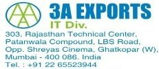 3A Exports - IT Div.