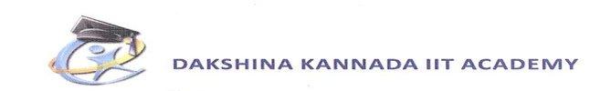 Dakshina Kannada Iit Academy - logo