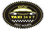 Kochi Taxi 24 X 7 - logo