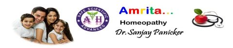 AMRITA HOMEOPATHY - logo