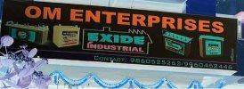 Om Enterprises - logo