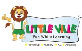 Little Ville - Preschool