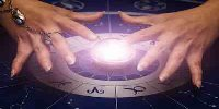 Astrologer Karan Sharma  - logo