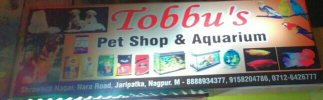 Tobbus Pet Shop & Aquarium - logo