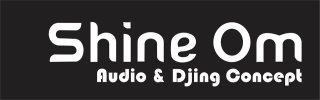 Shine Om Audio & Djing Concept - logo