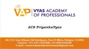 Vyas Academy of Professionals