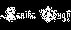 KANIKA CHUGH - PROFESSIONAL MAKEUP ARTIST - logo